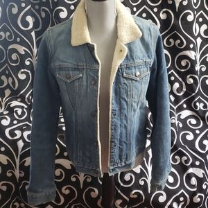 Abercrombie& Fitch denim Jacket